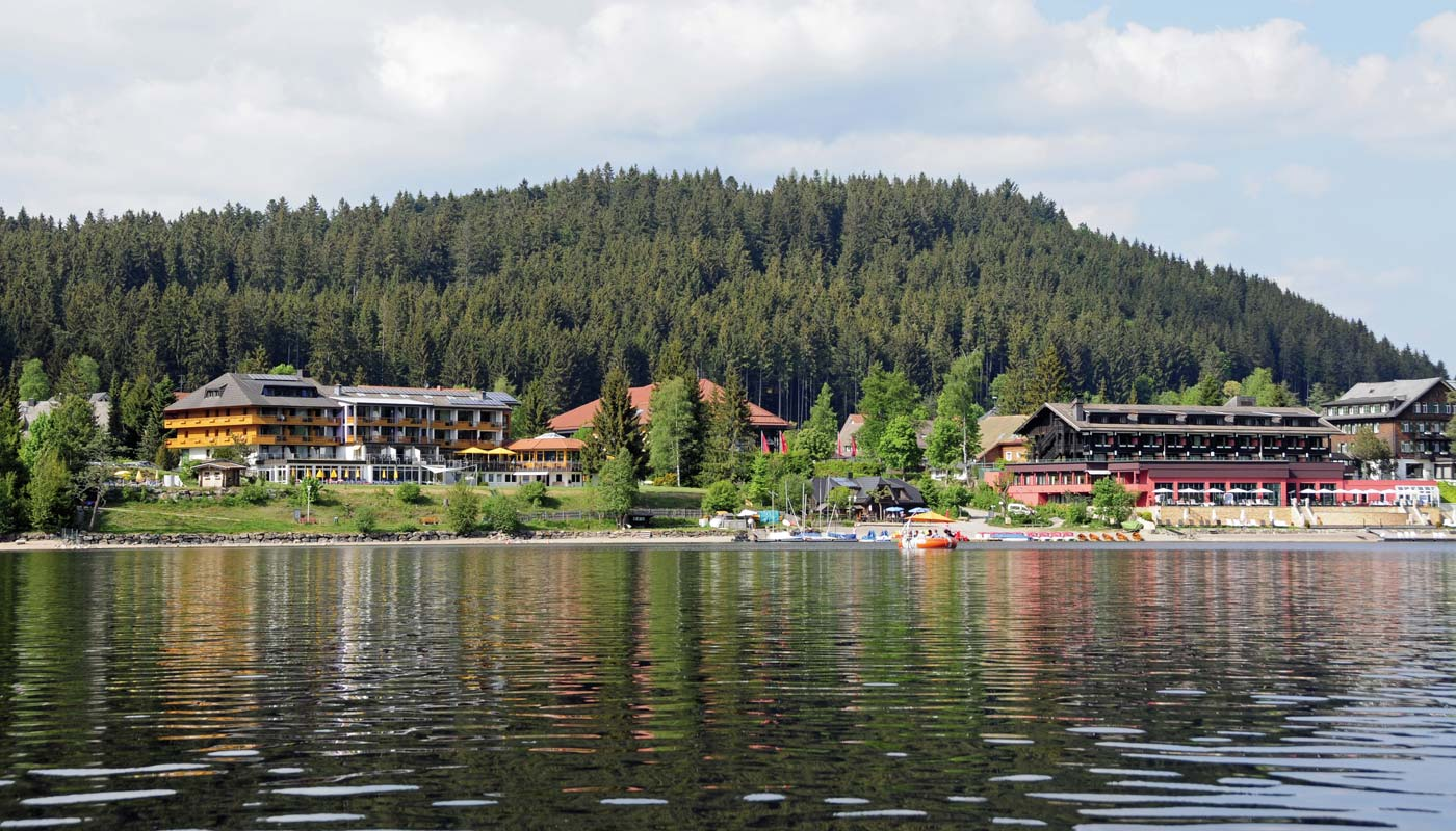 Hotels am Titisee